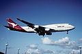 67ci - Qantas Boeing 747-400; VH-OJL@SYD;15.08.1999 (4712677625).jpg