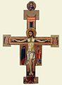6 Margaritone d'Arezzo, Painted cross from Santa Maria delle Pieve,Arezzo, Museo Nazionale d'arte medievale e moderna.jpg