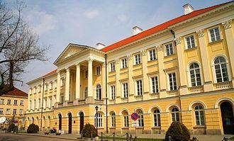 Kazimierz Palace - Kazimierz Palace, 2006