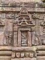 704 CE Svarga Brahma Temple, Alampur Navabrahma, Telangana India - 13.jpg