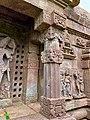 704 CE Svarga Brahma Temple, Alampur Navabrahma, Telangana India - 23.jpg