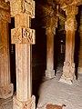 7th century Vishwa Brahma Temples, Alampur, Telangana India - 40.jpg