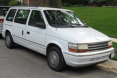 1992-1993 Plymouth Voyager