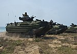 AAVs from the 31st MEU participate in Cobra Gold 2013. (8488251287).jpg