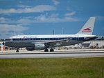 AA N745VJ A319-112 (29869030851).jpg