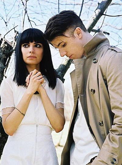 Picture of a band or musician: School Of Seven Bells