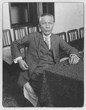 Adachi Kenzō - Adachi Kenzō in 1929