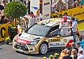 ADAC Rallye Deutschland 2013 - Fahrerpräsentation auf dem Roncalliplatz-4703.jpg