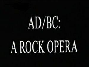 AD/BC: A Rock Opera - AD/BC: A Rock Opera logo