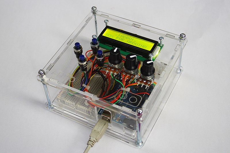 File:ADBO - Project Box for Arduino (laser cut).jpg