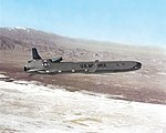 AGM-86B C D Air-launched Cruise Missile (7414666668).jpg