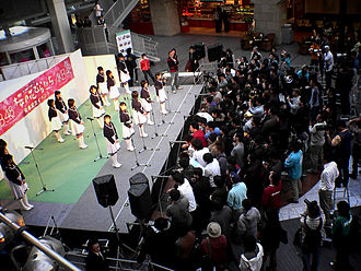 AKB48 - AKB48 preparing for its debut on March 26, 2006