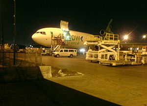 Arrow Air - Arrow Air McDonnell Douglas DC-10 cargo freighter