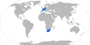 AS-20 - Map with AS-20 operators in blue