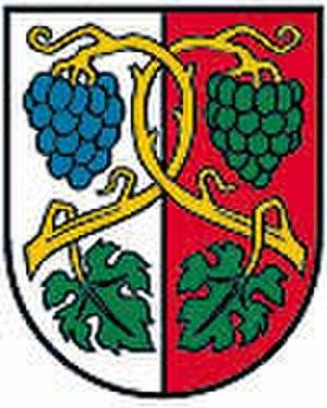 Aschach an der Donau - Image: AUT Aschach an der Donau COA
