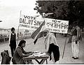 A Congress election camp near Willingdon Air Port, New Delhi (1952).jpg