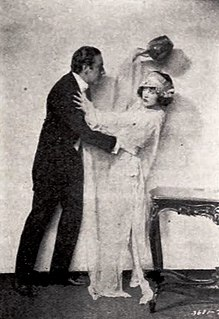 <i>A Parisian Scandal</i> 1921 silent film directed by George L. Cox