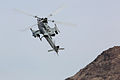A U.S. Marine Corps AH-1Z Viper helicopter participates in a close-air support training exercise April 10, 2014, during Weapons and Tactics Instructor Course 2-14 in Yuma, Ariz 140410-M-SD211-172.jpg