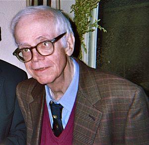Daniel O'Keefe (writer) - O'Keefe in 2006