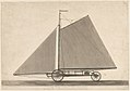 A sailing carriage constructed by Henry Oxenden Esq 1785 RMG PY8617.jpg