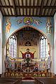Aachen Basilika St. Michael, griechisch-orthodoxe ausgestaltete Apsis.jpg