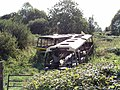 Abandoned coaches at Rice Bridge - geograph.org.uk - 252636.jpg