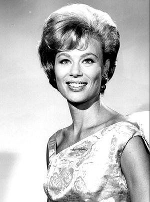 Abby Dalton - Dalton in 1963.