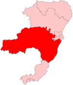 West Aberdeenshire and Kincardine