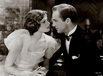 Katharine Hepburn - Hepburn's first movie appearance, in the melodrama A Bill of Divorcement (1932). Critics loved the performance, and she became an instant star.