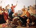 Abraham bloemaert, scena di trionfo, olanda 1629, 02 bottino.jpg
