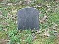Ada E. Bowden, Headstone, Marks Cemetery, Orland, Maine.jpg