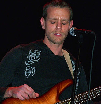 Adam Pascal - Pascal in concert in New Haven, Connecticut on January 19, 2008