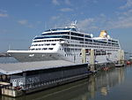 Adonia at Liverpool Cruise Terminal (2).JPG