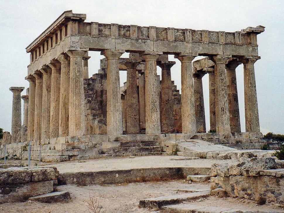 Aegina, The Temple of Aphaia