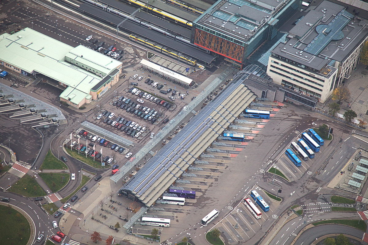 karta göteborg centralstationen Nils Ericsonterminalen – Wikipedia karta göteborg centralstationen