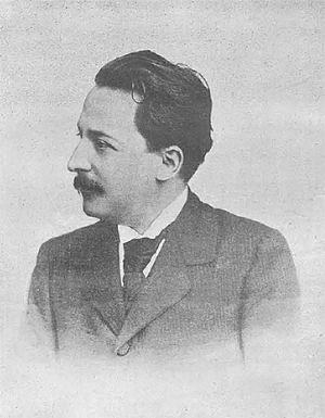 Afonso Celso de Assis Figueiredo Júnior - Count Afonso Celso on the Revista Moderna, c. 1899