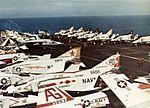 Aft flight deck of USS Independence (CV-62) c1973.jpg