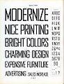 Agency Gothic type specimen (13898923545).jpg