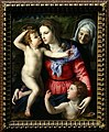Agnolo bronzino, madonna col bambino e santi, 1540 ca. 01.jpg