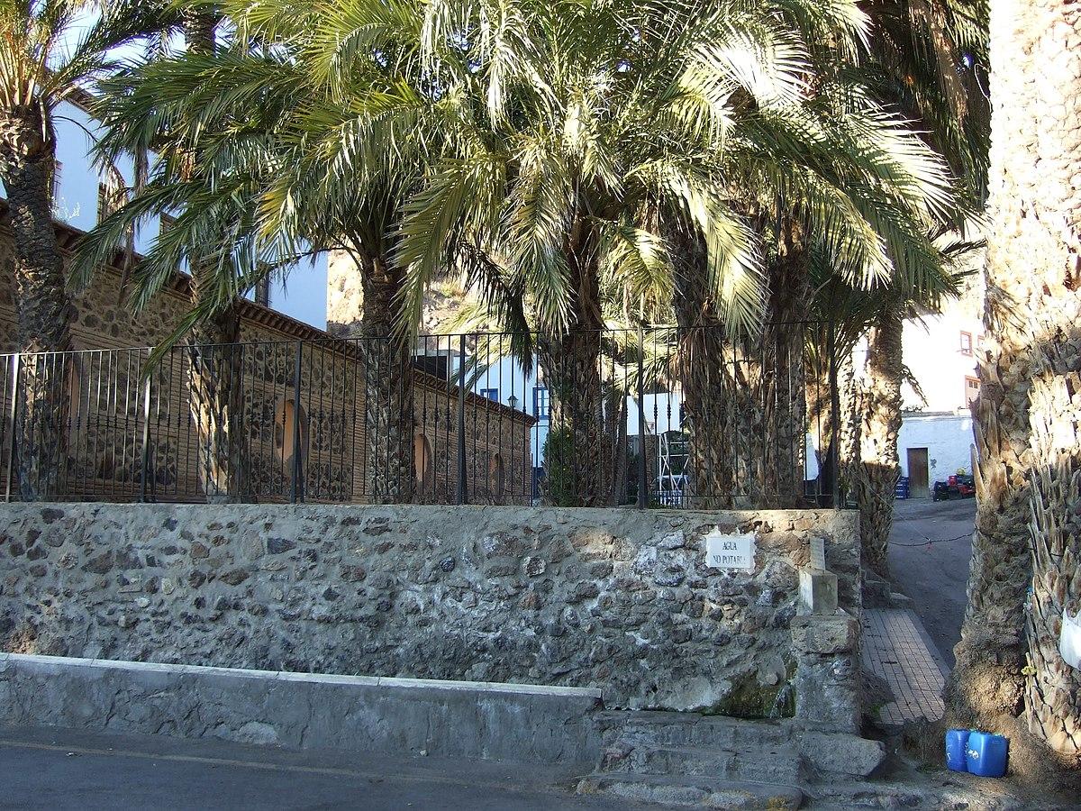 Ba os de sierra alhamilla wikipedia la enciclopedia libre - Banos sierra alhamilla ...