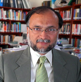 Conservatism in Pakistan - Conservative thinker, Ahsan Ekbal.