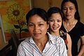 Aid Workers; AusAID 2006; HIV-AIDS Education; HIV-AIDS Victims and Care; Vietnam; Women (10665935653).jpg