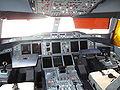 Airbus A380 Qantas Cockpit.JPG