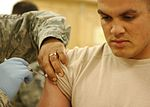 Airmen in Afghanistan Stay Up-to-date on Vaccines DVIDS223883.jpg