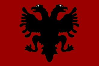 Principality of Albania - Image: Al 1918