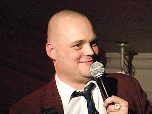 "Al Murray - Murray as ""The Pub Landlord"" in 2011"