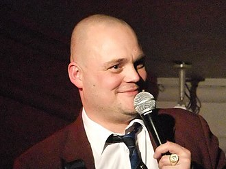 "Al Murray - Murray as ""The Pub Landlord"" in 2011"