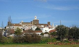 Alandroal Municipality in Alentejo, Portugal