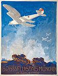 AlbertReich(1881–1942) – Plakat Grossflugtag München 25. August 1935.jpg
