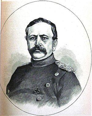 Albrecht von Stosch - Albrecht von Stosch, Imperial German General and Admiral